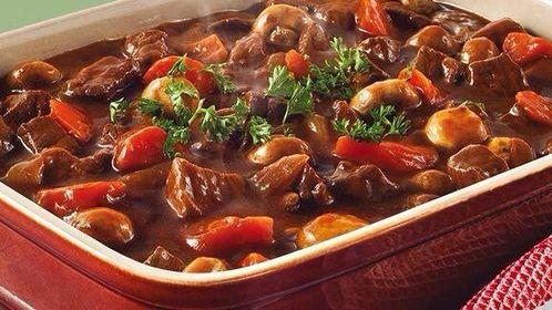 Old Fashioned Stewing Steak Recipe, Stewing Steak, Steak, Beef Stew, Potatoes, Vegetables,