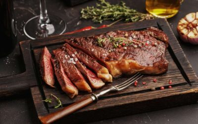 How to Cook a Striploin Steak