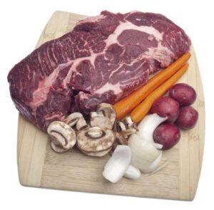 meat for pot roast