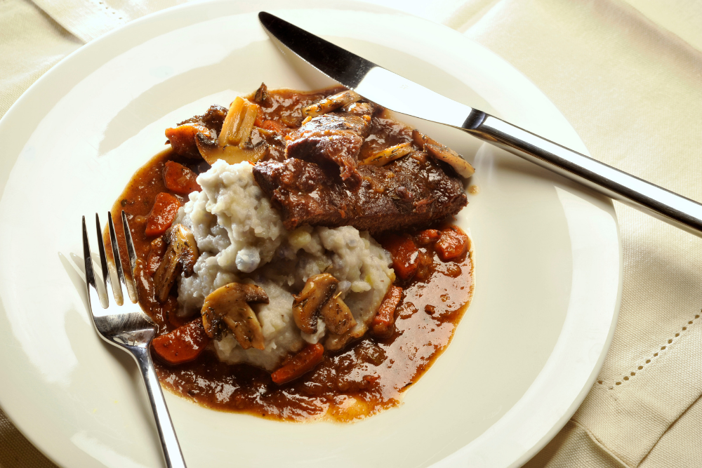 Beef Cheeks Recipe – an easy slow-cooked beef cheek recipe from Murphy's Butchers